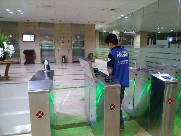 Entrance Control BPK RI