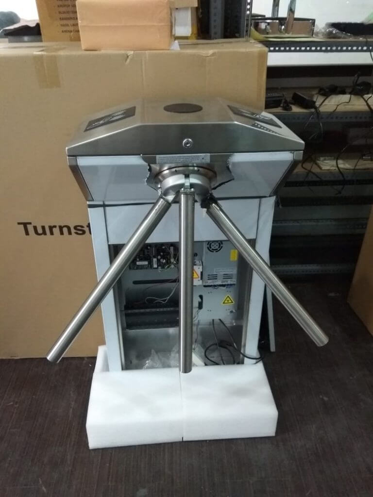 Entrance Control.Full Heigh Turnstile.Flap Barrier Turnstile.Tripod Turnstile Gate.Entrance Control Murah. (4)