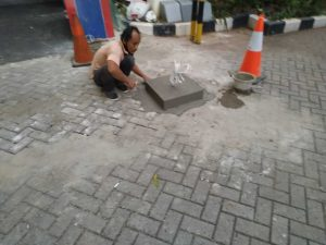 Parking gate BPKP Matraman (1)